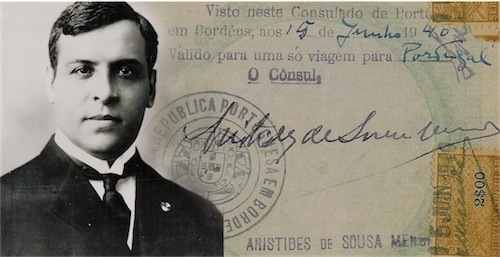 "Baixe agora o guião de ""Aristides de Sousa Mendes – O Cônsul de Bordéus"""