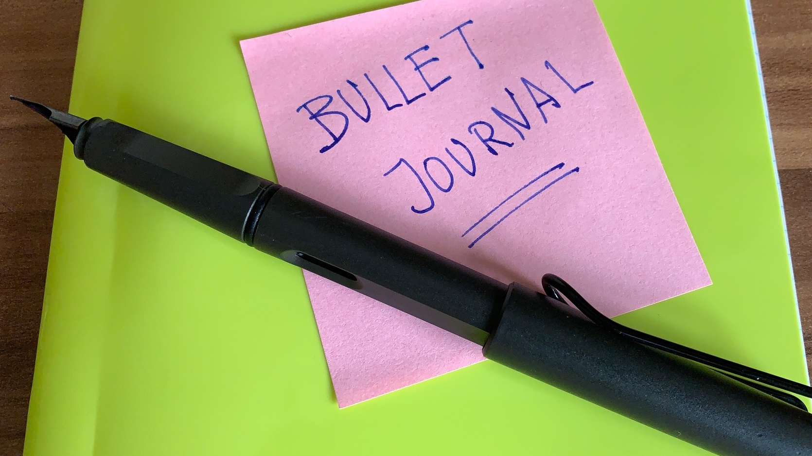 Bullet Journal para escritores – 2ª parte