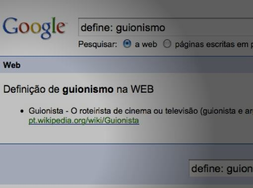 Um truque útil do Google