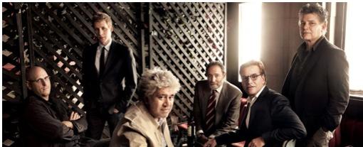 Uma mesa redonda com seis grandes argumentistas