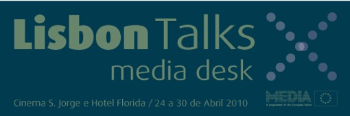 Candidaturas ao workshop de pitching Lisbon Talks Media Desk  →