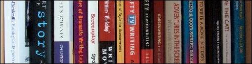 Uma lista de livros para oferecer a guionistas