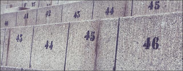 numerar a escaleta