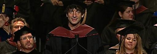 Neil Gaiman: o melhor discurso de graduação de sempre?