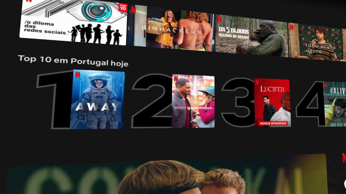 Netflix anuncia primeira série original Netflix portuguesa