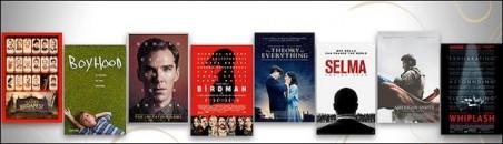Conheça os guiões nomeados para os Óscares