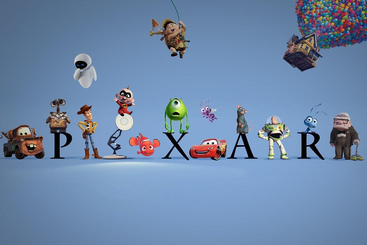 Aprenda animação com a Pixar