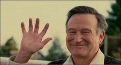 Só temos direito a uma pequena faísca de loucura. – Robin Williams