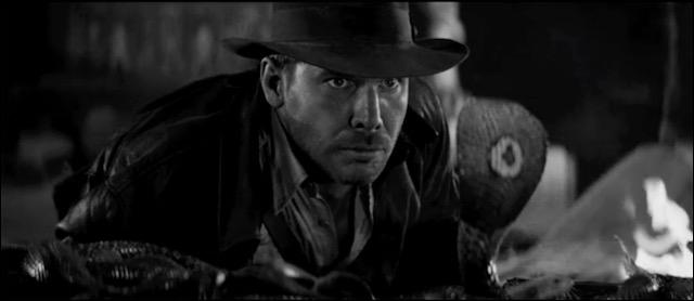 Spielberg a preto e branco: um bom programa para o dia de ano novo