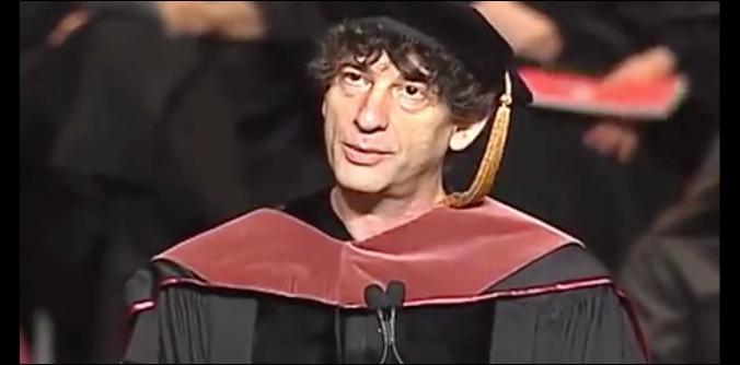 screenshot Neil Gaiman