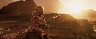 """Está finalmente disponível o guião de """"The Martian"""""""