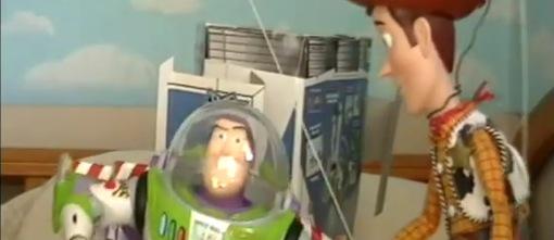 Um remake do Toy Story