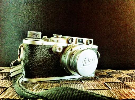 Máquina Leica