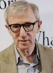 Woody Allen de havaianas?